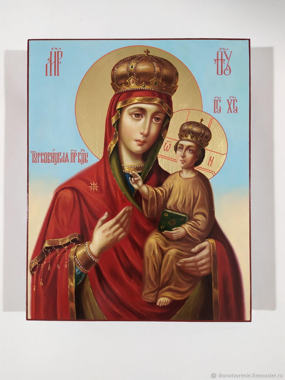 Турковицкая икона Божией Матери, Иконы, Москва,  Фото №1