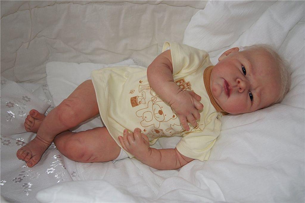 Мирослава  реборн куклы