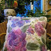 Для дома и интерьера handmade. Livemaster - original item Pillowcase