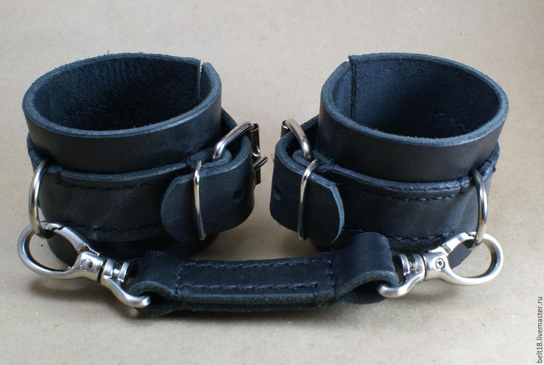 Ошейник наручники мужские