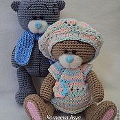 Куклы и игрушки ручной работы. Ярмарка Мастеров - ручная работа Семейство мишек. Handmade.