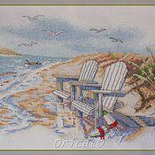 Картины и панно ручной работы. Ярмарка Мастеров - ручная работа Мечты об отпуске. Handmade.