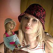 """Куклы и игрушки ручной работы. Ярмарка Мастеров - ручная работа Портретная кукла """"Надежда"""". Handmade."""