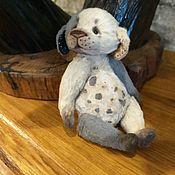 Мишки Тедди ручной работы. Ярмарка Мастеров - ручная работа Собачка тедди. Handmade.