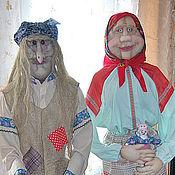 Куклы и игрушки ручной работы. Ярмарка Мастеров - ручная работа Ростовые куклы для интерьера. Handmade.