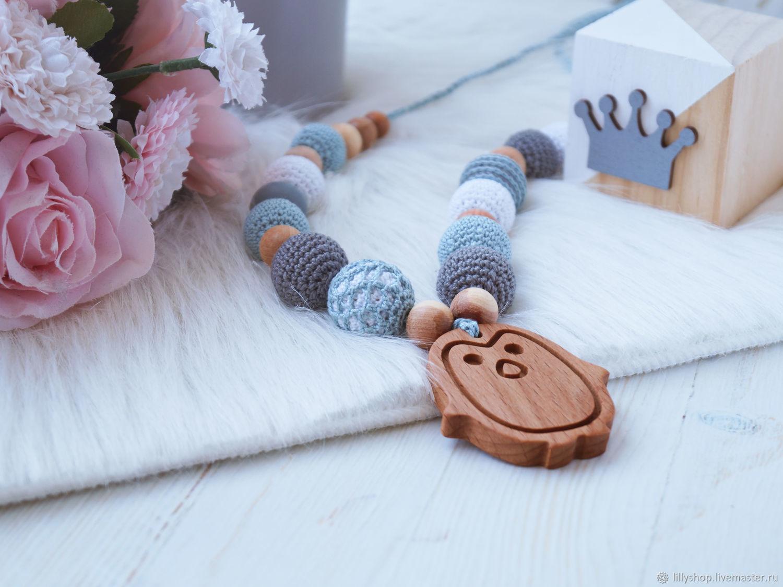 Слингобусы можжевеловые серый с голубым - Пингвинчик, Слингобусы, Санкт-Петербург,  Фото №1
