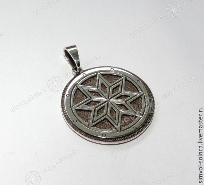 Amulet Symbol Alatyr, Folk decorations, Sochi,  Фото №1