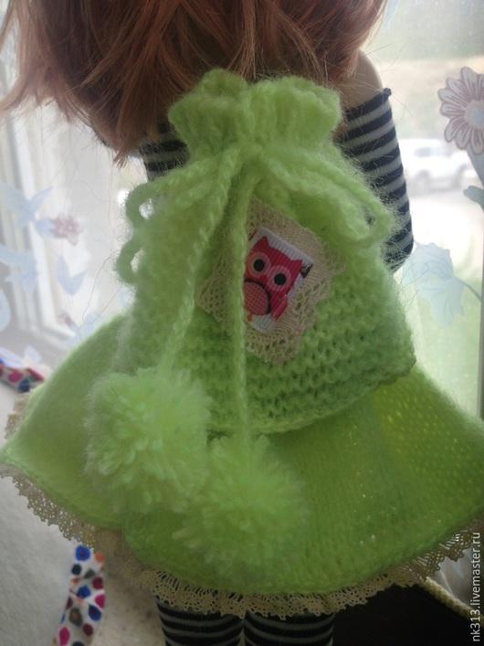 """Одежда для кукол ручной работы. Ярмарка Мастеров - ручная работа. Купить """"Волшебное царство Сов-5"""" Одежда для кукол. Handmade."""