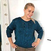Одежда handmade. Livemaster - original item Sweater knit knitting. Handmade.
