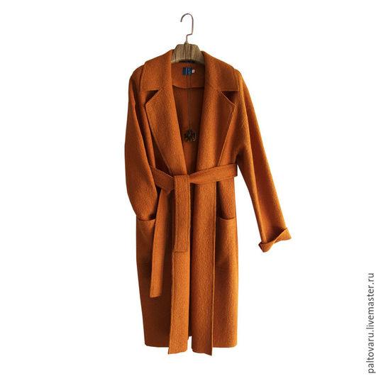 Верхняя одежда ручной работы. Ярмарка Мастеров - ручная работа. Купить Пальто женское осеннее от Paltova. Handmade. Пальто