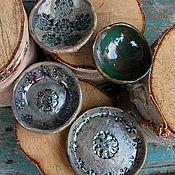Посуда ручной работы. Ярмарка Мастеров - ручная работа Пиала керамическая маленькая. Handmade.