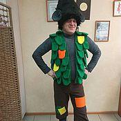 Одежда ручной работы. Ярмарка Мастеров - ручная работа Костюм для  аниматора  тролль Цветан. Handmade.