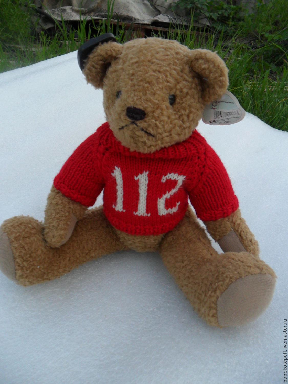Винтаж: Антикварный медведь Тедди,Германия, Игрушки винтажные, Новороссийск,  Фото №1