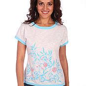 Одежда handmade. Livemaster - original item Copy of Copy of T-Shirt