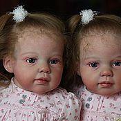 Куклы и игрушки ручной работы. Ярмарка Мастеров - ручная работа Сестренки. Handmade.