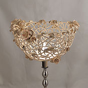 Для дома и интерьера handmade. Livemaster - original item table lamp transparency. Handmade.