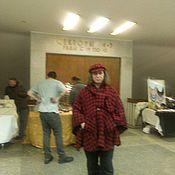 Одежда ручной работы. Ярмарка Мастеров - ручная работа комплект Пальто -пончо унисекс с шарфом. Handmade.