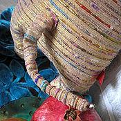 Для дома и интерьера ручной работы. Ярмарка Мастеров - ручная работа Кот-подушка. 2 экземпляра. Handmade.