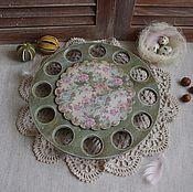 Посуда handmade. Livemaster - original item Colonize decoupage. Handmade.