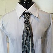 Аксессуары handmade. Livemaster - original item Tie Prezident, silk ,svarovski. Handmade.