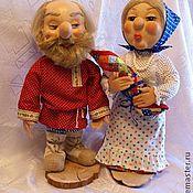 Куклы и игрушки ручной работы. Ярмарка Мастеров - ручная работа Семья. Авторские куклы.. Handmade.
