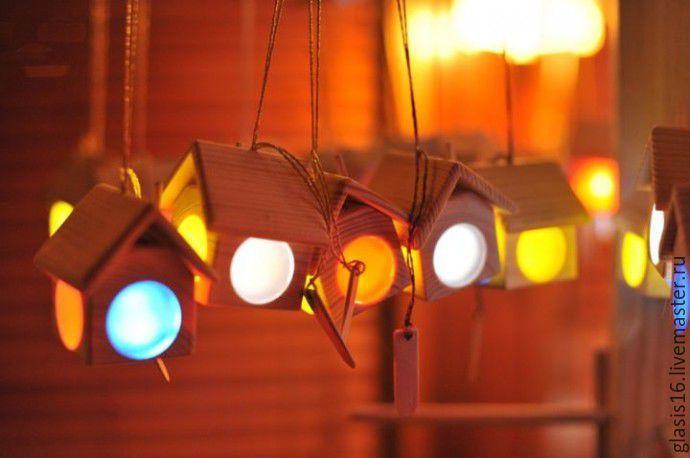 Домик-фонарик, Кукольные домики, Москва,  Фото №1