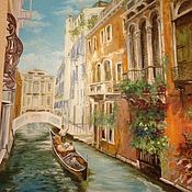 Картины и панно handmade. Livemaster - original item Painting: oil on canvas Venice. Handmade.