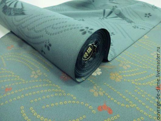 Шитье ручной работы. Ярмарка Мастеров - ручная работа. Купить Японский шелк креп. Handmade. Натуральный шелк, японский шелк