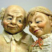 """Куклы и игрушки ручной работы. Ярмарка Мастеров - ручная работа Кукла из серии """"Мой дорогой, моя дорогая"""". Handmade."""