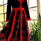 Одежда handmade. Livemaster - original item Women`s coat, fur coat, demi-season coat!. Handmade.