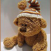 Куклы и игрушки handmade. Livemaster - original item Bear Growler. Handmade.