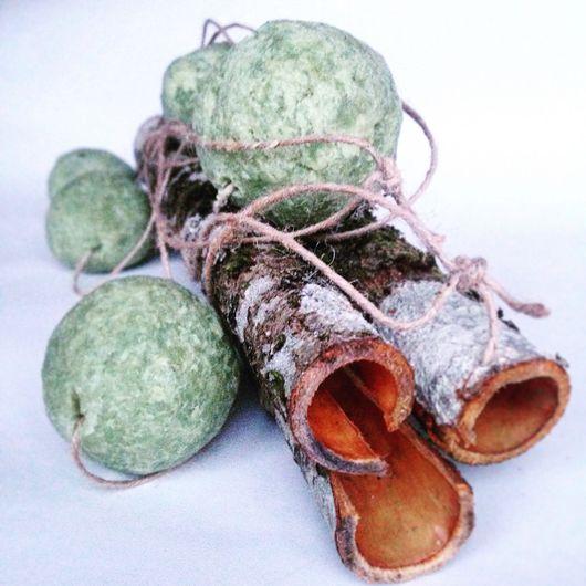 """Мыло ручной работы. Ярмарка Мастеров - ручная работа. Купить Алеппское мыло 25% """"Зейтун"""" в форме шара. Handmade."""
