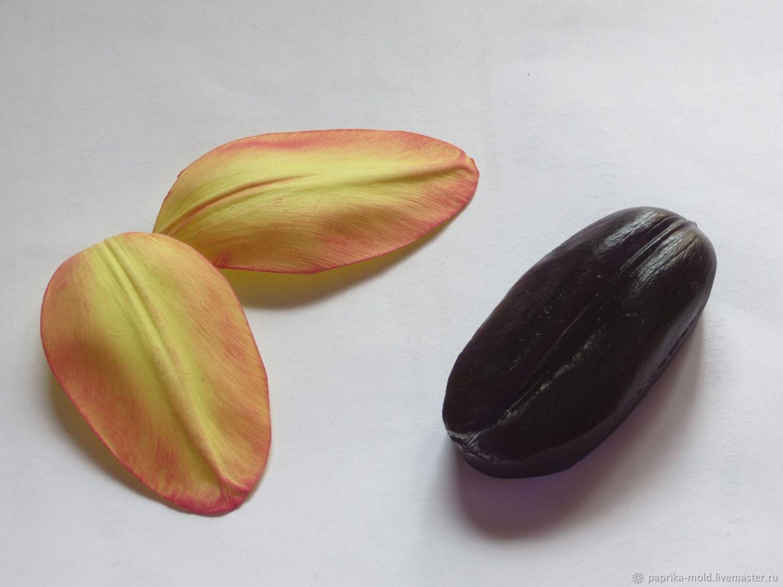 Молд для фоамирана лепесток тюльпана, Молды, Бийск,  Фото №1