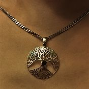 Русский стиль handmade. Livemaster - original item the tree of life (3,7). Handmade.