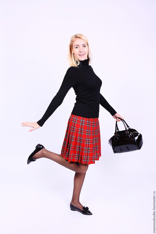 все юбки шотландки женские фото самостоятельно