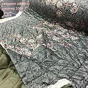 Материалы для творчества handmade. Livemaster - original item Fabric: SANDWICH JACKETS - ITALY. Handmade.