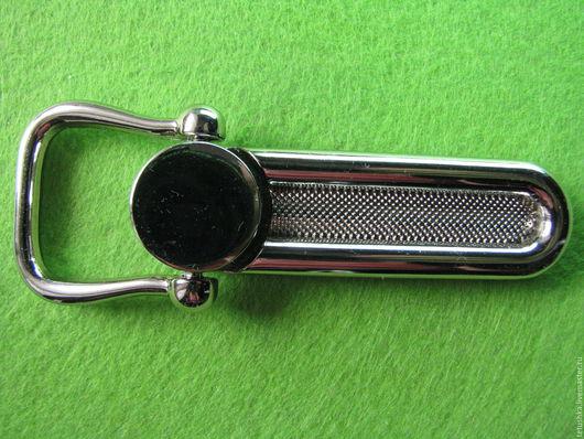 Другие виды рукоделия ручной работы. Ярмарка Мастеров - ручная работа. Купить Крепление для ручки.. Handmade. Серебряный, крепление для ручки
