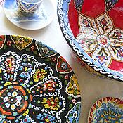 Посуда ручной работы. Ярмарка Мастеров - ручная работа Керамика в восточном стиле. Handmade.
