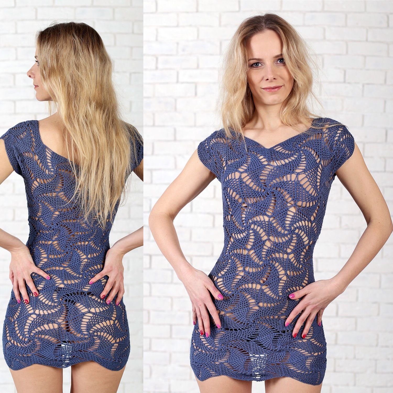 Купить синее платье с доставкой