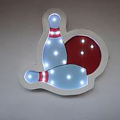 Детский ночник  на светодиодах