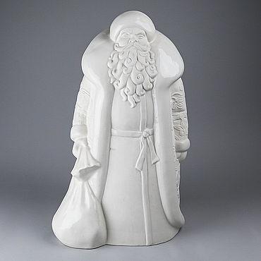 """Для дома и интерьера ручной работы. Ярмарка Мастеров - ручная работа Скульптура """"Дед Мороз"""" большой. Handmade."""