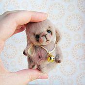 Куклы и игрушки ручной работы. Ярмарка Мастеров - ручная работа Зайчонок Мик. Handmade.