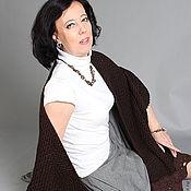 Аксессуары handmade. Livemaster - original item Knit tippet