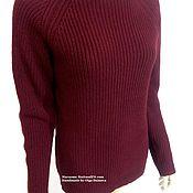 Одежда handmade. Livemaster - original item Sweater for women.Jumper womens. Jumper pearl eraser.
