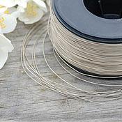 Материалы для творчества handmade. Livemaster - original item 0,5 mm Nickel silver wire. Handmade.
