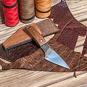 Сувениры и подарки handmade. Livemaster - original item Knife