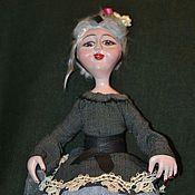 Куклы и игрушки ручной работы. Ярмарка Мастеров - ручная работа Мадам кукла). Handmade.