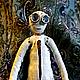 """Сказочные персонажи ручной работы. Кукла Девятый из м /ф """"Девять"""". Илья Волчёнок OwlCraft. Ярмарка Мастеров. сказка, краска"""