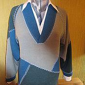 """Одежда ручной работы. Ярмарка Мастеров - ручная работа Джемпер """"Золушка"""". Handmade."""
