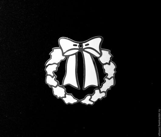 Арт. B69122 `Рождественский венок`